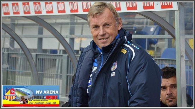 Daxbacher neuer Wacker-Coach