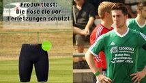 Die Hose, die vor Verletzungen schützt – Im Test mit Florian Bohr