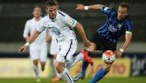 Erneute Pokalsensation Wiesbach kickt Saarbrücken aus dem Pokal