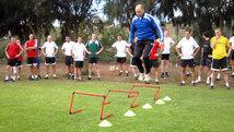 So funktioniert Functional Training im Fußball!