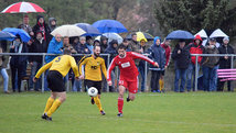 Bad Salzungen verdirbt dem Hainaer SV die Kirmes!
