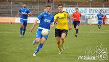 VFC Plauen & Einheit Rudolstadt teilen sich die Punkte!