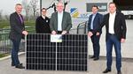USC Mank errichtet Photovoltaik-Anlage