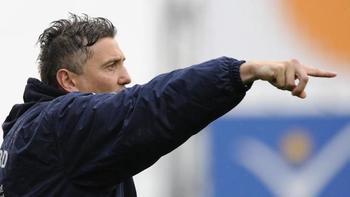Lustenau präsentiert neuen Coach