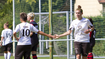 Altenmarkt feierte höchsten Bundesligasieg
