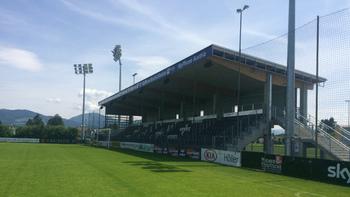 Neues Stadion für Austria Salzburg?