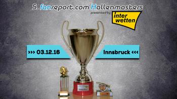 Hallenmasters gastiert in Innsbruck