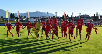 SK St. Johann schafft Aufstieg