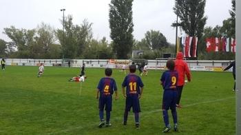 FC Barcelona : FC Red Bull Salzburg