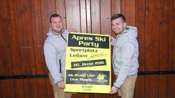10. Apres Ski Party in Leiben