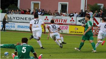 Mihaljevic in die Oberliga
