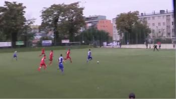 Irre Schlussphase zwischen Slovan und Austria XIII