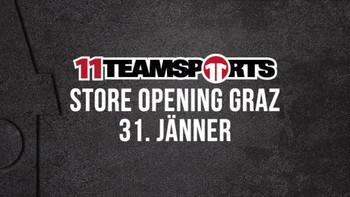 11teamsports eröffnet in Graz!