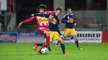 Leoben hält Ex-Sturm-Kicker