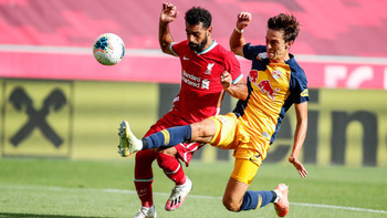 Wacker trifft auf FC Liverpool