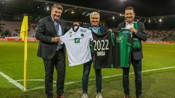 Wacker Innsbruck zieht neuen Sponsor an Land