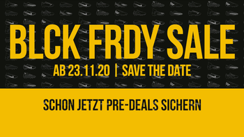 Black Friday Pre-Deals bei 11teamsports