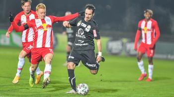 2. Liga: Klagenfurt und Wacker siegen