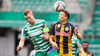 2. Liga: Siege für GAK und Klagenfurt