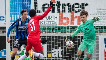2. Liga: Klagenfurt gewinnt Schlager