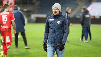 Plassnegger nicht mehr GAK-Coach