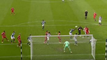 VIDEO: 90.+5! Keeper köpft Liverpool zum Sieg