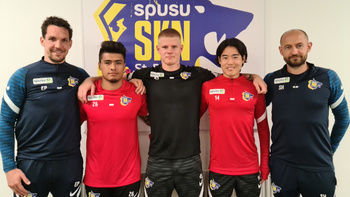 Drei Wolfsburg-Kicker verstärken SKN