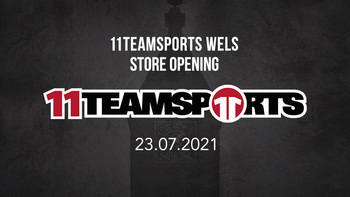 11teamsports Store-Opening in Wels