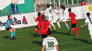 Neusiedl-Damen gewinnen Sechs-Punkte-Spiel