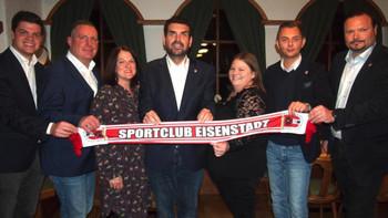 Eisenstadt bestätigt Vorstand