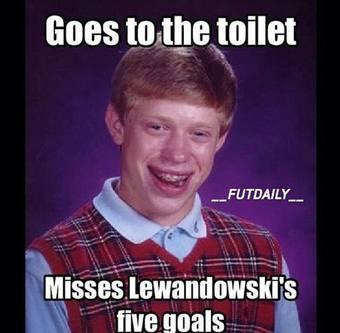 Lewandowski Meme 5