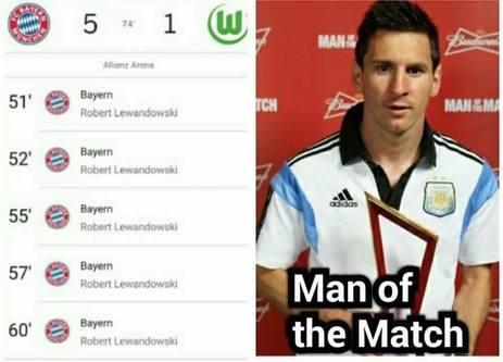 Lewandowski Meme 6