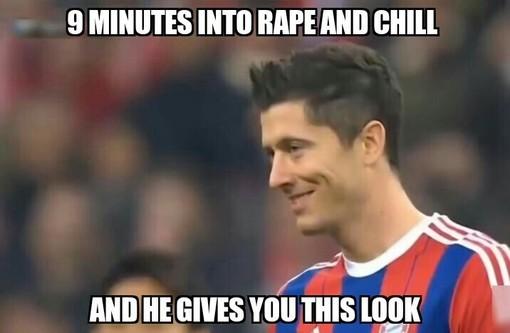 Lewandowski Meme 9