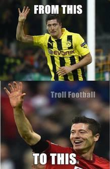 Lewandowski Meme 10