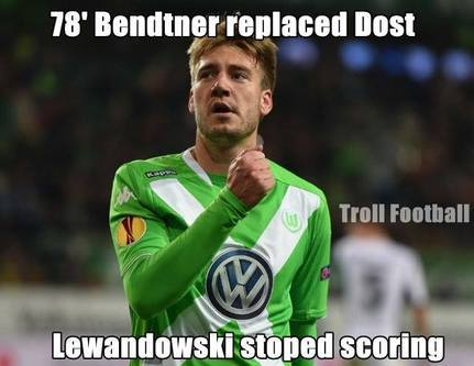 Lewandowski Meme 11