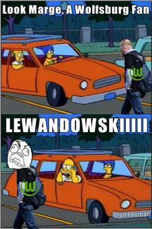 Lewandowski Meme 8