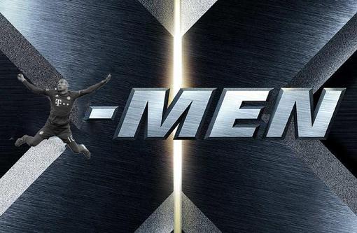 X-men-robben