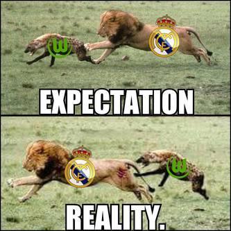 Wolfsburg vs Real 8