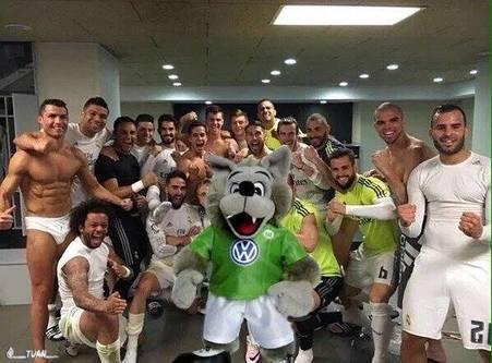 Wolfsburg vs Real 10
