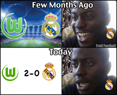 Wolfsburg vs Real 14