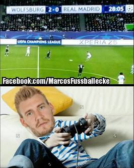 Wolfsburg vs Real 18