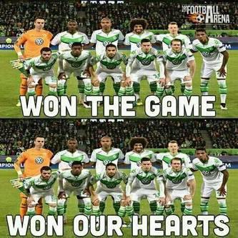 Wolfsburg vs Real 22