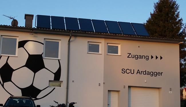 SCU Ardagger Anlage