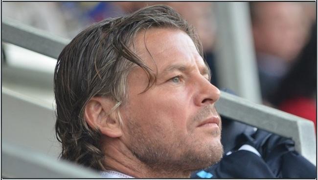 SKN - Hartberg Sportlicher Leiter Frank Schinkels