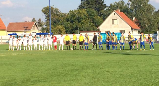 Marienthal vs Wr. Neudorf
