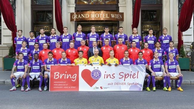 Austria Wien Herz und Sport