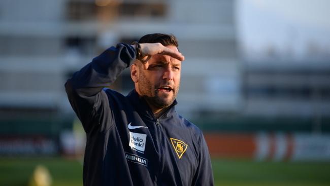 Andreas Fötschl SAK Trainer