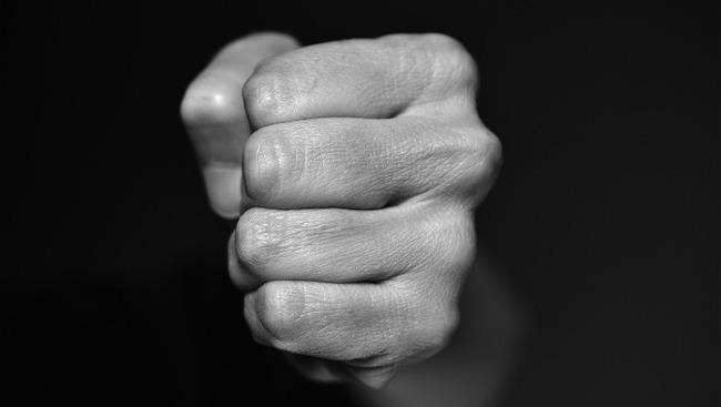 Schlagen Schlägerei Prügel Prügeilei Gewalt Faust