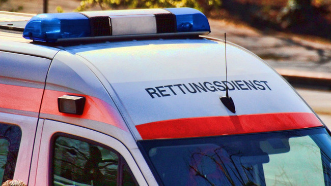 Rettungsauto Krankenwagen Rettung