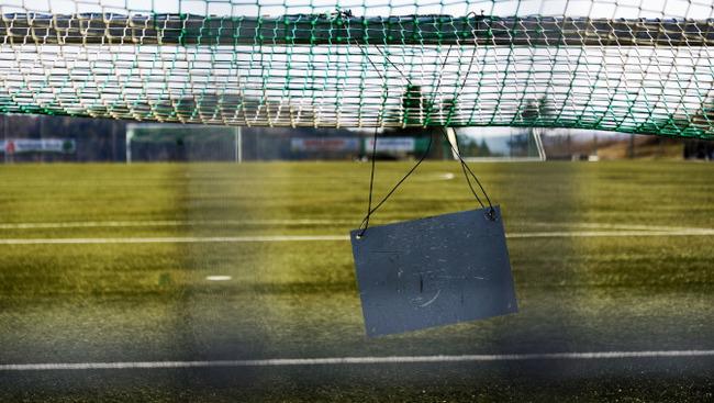 Platzsperre gesperrt verbot fußballplatz